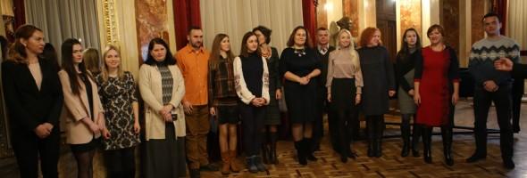 Львівська філія Національного науково-дослідного реставраційного центру України 13 грудня 2018 року  відзначила 35-річчя