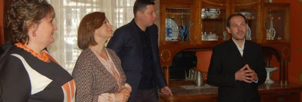 Художники-реставратори ННДРЦУ допомогли відтворити експозицію Музею-квартири В.С.Косенка