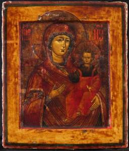 БОГОМАТІР СМОЛЕНСЬКА XVIII ст. (Ж-699)