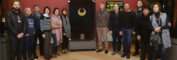 Виїзні засідання членів атестаційної комісії в музейні заклади  м. Києва