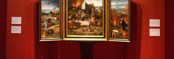 Спокуси Ієронімуса Босха ІІ. Дослідження та реставрація