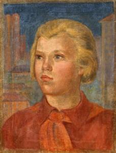 Павленко О.Т. (1896–1991) ПІОНЕРКА 1930–1932 рр. (Ж-907)