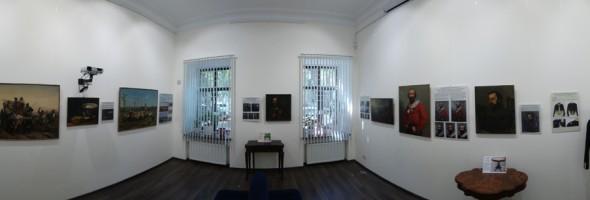 Виставка з нагоди 35-річчя від дня створення Одеської філії Національного науково-дослідного реставраційного центру України