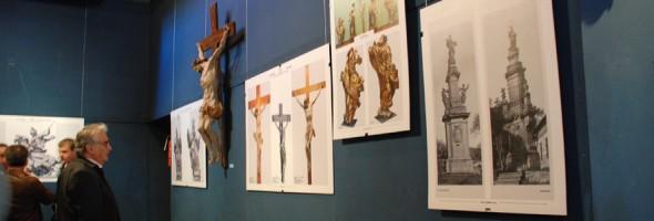 Виставка «Скульптори Іоан Пфістер і Іоан Пінзель. Витоки і апогей львівського бароко»
