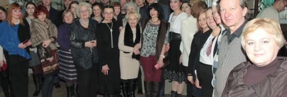 Вручення перших посвідчень художників-реставраторів. 7 березня 2015 рік
