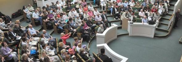 Фотозвіт відкриття ІХ Міжнародної науково-практичної конференції «Дослідження, консервація та реставрація музейних пам'яток: досягнення, тенденції розвитку»