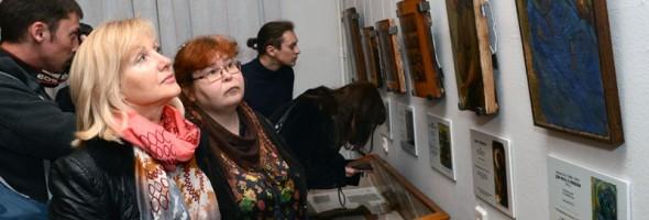 Відкрито виставку відреставрованих творів «Повернення з небуття»