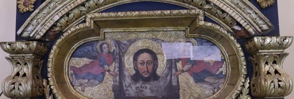Консерваційно-реставраційні заходи унікального іконостаса з дерев'яної церкви Святої Трійці (1720р.) у Жовкві.