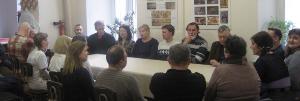 25–27 квітня 2019 року відбулась адміністративна нарада за участю керівних кадрів Національного науково-дослідного реставраційного центру України та його філій у Львові, Одесі, Харкові.