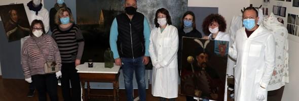 Полтавські музейники завітали до ХФ ННДРЦУ