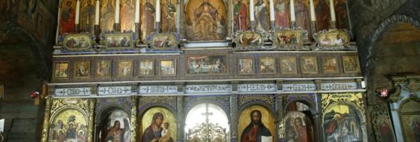 Іконостас церкви Святого Юра з Дрогобича їде на реставрацію до Національного науково-дослідного реставраційного центру України до міста Києва.