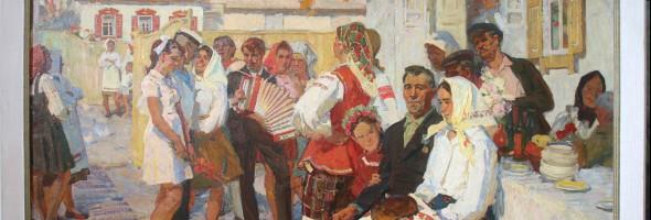 Консерваційно-реставраційні заходи щодо творів із музею в с. Кмитів
